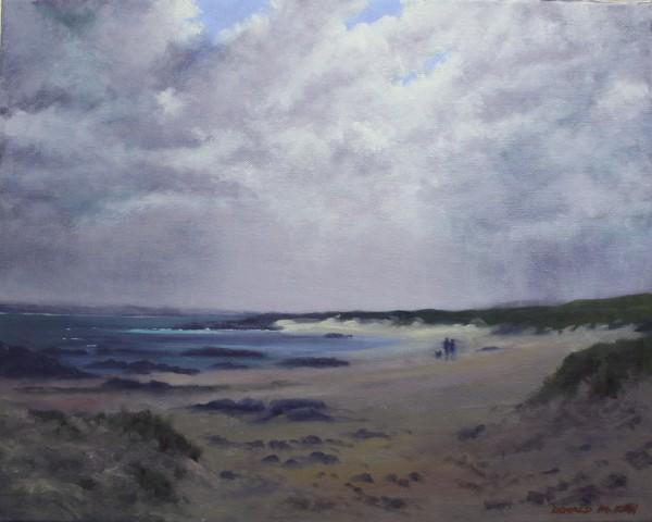 """'Manning Bay', Connemara 16""""x20"""" oil on canvas"""